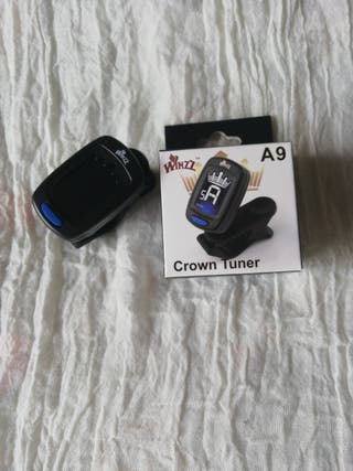 Afinador digital winzz (crown tuner)