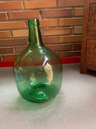 Botella ercoracion