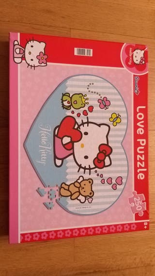 Puzzle Hello Kitty 250 piezas