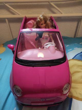 Fiat 500+Barbie