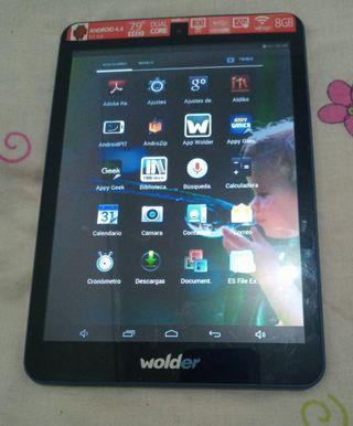 """Tablet Wolder Mitab live 7.9"""""""
