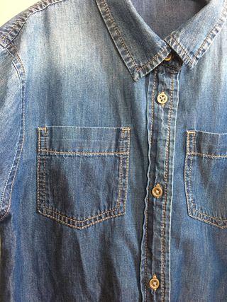 Camisa tejana niña