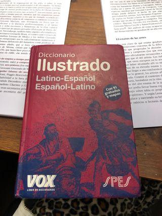 Diccionario VOX latino-español