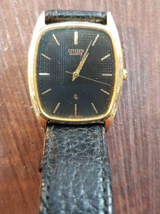 reloj citizen vintage hombre