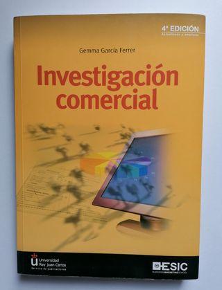 Investigación Comercial - Gemma García Ferrer