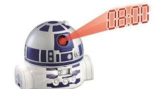 Reloj proyector Star Wars