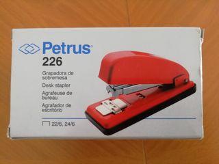 Grapadora para oficina Petrus modelo 226