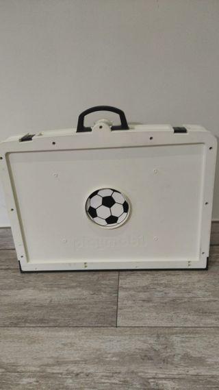 Maletín Futbolín Playmobil