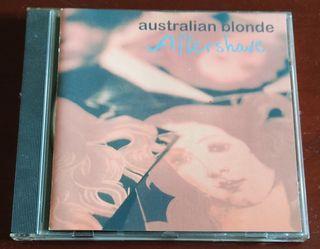 AUSTRALIAN BLONDE Aftershave CD INDIE ROCK