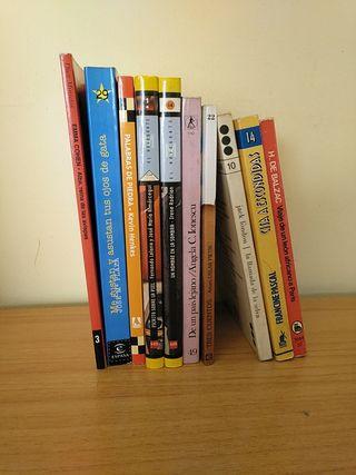 10 libros infantil-juvenil