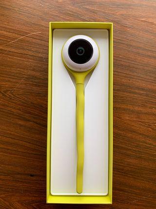 Lollipop - Smart Wi-Fi Baby Camera Pistachio