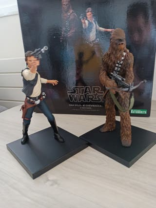Star Wars: Han Solo and Chewaca