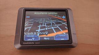 GPS Garmin Nüvi