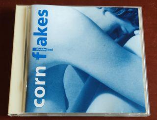 CORN FLAKES Double Bed CD ROCK PUNK POP
