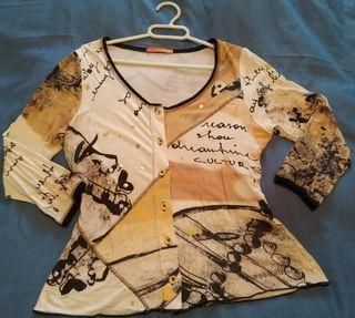 Camisa algodón Mescalino