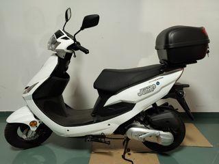 Moto de 50cc jump