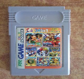 Game boy-Juegos Multiple-