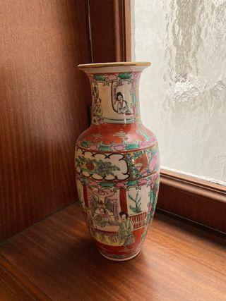 Jarrón Autentica Porcelana China