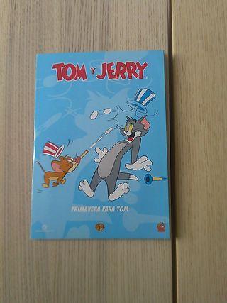 DVD Tom y Jerry