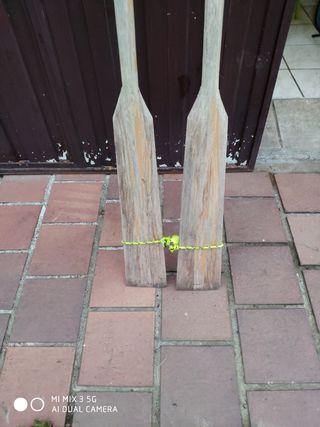remos madera