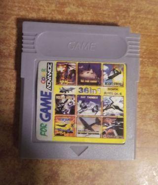 Game boy-Juegos Multiples.