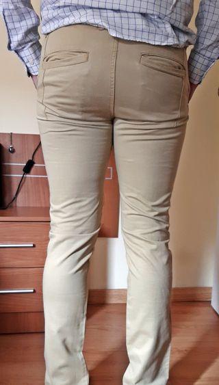 Pantalón chino Bershka