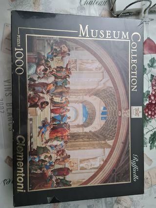 Puzzle de 1.000 piezas del Museo del Vaticano