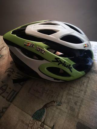 casco bicicleta spiuk