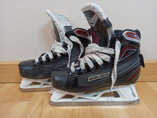 Patines hockey hielo portero