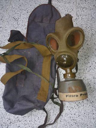 Mascara Anti-Gas Infantería de Marina años 30/40