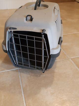 transportín gato perro