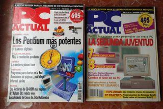 PC ACTUAL - 2 REVISTAS. (1993/1996)