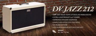 Amplificador DV Mark JAZZ 212 - Como Nuevo