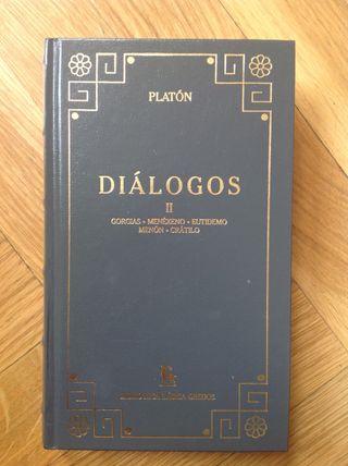 Platón. Diálogos II