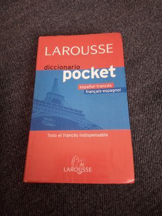DICCIONARIO LAROUSSE POCKET DE FRANCÉS