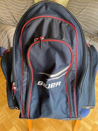 Bolsa Hockey hielo, línea, patinaje.