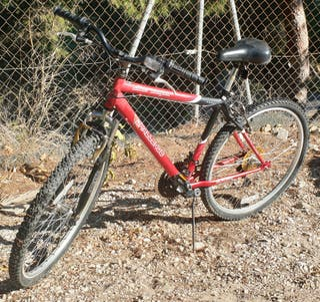 Challenge Silver Canyon bicicleta de montaña