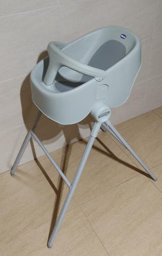 Bañera Chicco Bubble Nes adaptable ducha y bañera