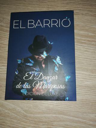 cd El Barrio. El danzar de las mariposas ed deluxe