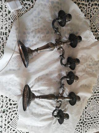 candelabros de 3 brazos