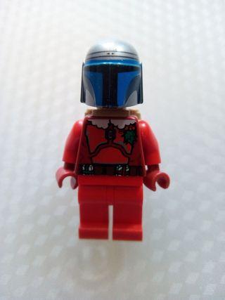 Lego Star Wars Santa Jango Fett