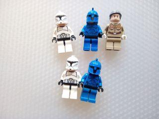 Lego Minifiguras Star Wars