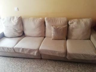 sofás de cuatro plazas