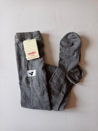 Leotardo gris Talla 12 de Cóndor