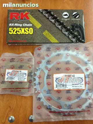 -- kit transmison para motos kawasaki reforzados