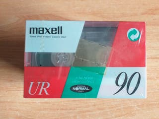 cassettes Maxell position normal. 90m