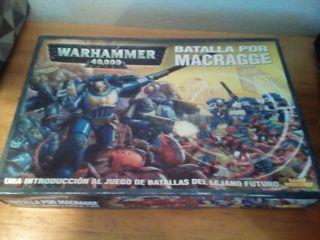 Batalla por macragge warhammer 40k