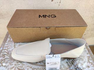 zapatos Mango piel 40