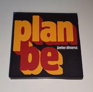 JAVIER ALVAREZ / CD / PLAN BE