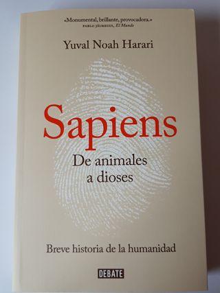 Sapiens De animales a dioses / Yuval Noah Harari